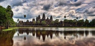 Ναός σε Ankor Wat Στοκ φωτογραφία με δικαίωμα ελεύθερης χρήσης