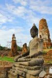 ναός σε Ayudhya Στοκ φωτογραφία με δικαίωμα ελεύθερης χρήσης