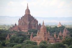 Ναός σε Bagan | Το Μιανμάρ Στοκ Εικόνες