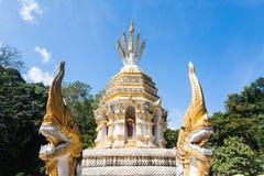 Ναός σε Chiang Dao, Ταϊλάνδη Στοκ φωτογραφία με δικαίωμα ελεύθερης χρήσης