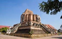 Ναός σε Chiang Mai Στοκ Φωτογραφίες