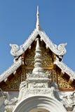 Ναός σε Chiang Mai Στοκ Εικόνες