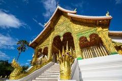 Ναός σε Luang Prabang Στοκ Εικόνες