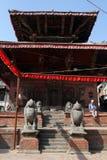 Ναός σε Patan Στοκ Εικόνα