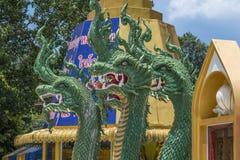 Ναός σπηλιών τιγρών, Krabi, Ταϊλάνδη Στοκ Φωτογραφία
