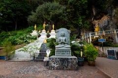 Ναός σπηλιών τιγρών Krabi Στοκ Φωτογραφία