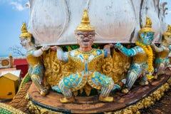 Ναός σπηλιών τιγρών, Krabi, Ταϊλάνδη Στοκ Φωτογραφίες