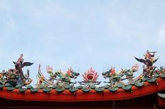 ναός στεγών στοκ εικόνες με δικαίωμα ελεύθερης χρήσης
