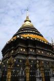 Ναός στην επαρχία Lampang Στοκ Εικόνες