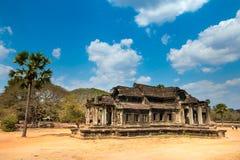 Ναός στην Καμπότζη ` s Angkor Wat Στοκ εικόνες με δικαίωμα ελεύθερης χρήσης