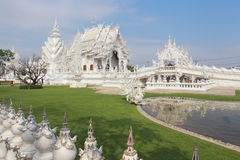 Ναός στην Ταϊλάνδη στοκ εικόνες με δικαίωμα ελεύθερης χρήσης