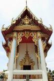 Ναός στην Ταϊλάνδη Στοκ Εικόνες
