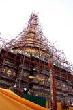 Ναός στην Ταϊλάνδη, Wat Phra που Lampang Luang ένα από τα καλύτερα παραδείγματα της αρχιτεκτονικής Lanna στην Ταϊλάνδη Στοκ Εικόνα