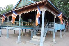 Ναός στη δύση Baray (Khmer: Baray Teuk Thla) Στοκ Εικόνες
