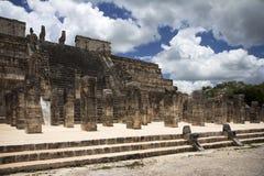 Ναός στο Μεξικό Στοκ Φωτογραφίες