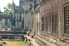 Ναός σύνθετος στην Καμπότζη, που αφιερώνεται στο Λόρδο Vishnu Στοκ Φωτογραφία