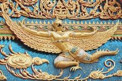 ναός Ταϊλάνδη στοιχείων βουδισμού της Μπανγκόκ Στοκ Εικόνες