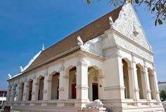 ναός ταϊλανδική Ταϊλάνδη το&u Στοκ εικόνα με δικαίωμα ελεύθερης χρήσης