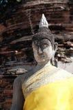 ναός Ταϊλανδός αγαλμάτων τ&omi Στοκ εικόνες με δικαίωμα ελεύθερης χρήσης