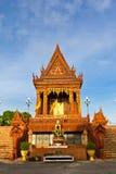ναός Ταϊλανδός εκκλησιών Στοκ Εικόνα