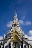 ναός Ταϊλανδός εκκλησιών Στοκ εικόνα με δικαίωμα ελεύθερης χρήσης