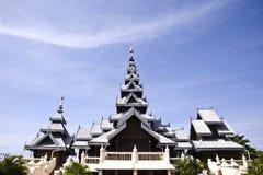 ναός Ταϊλανδός εκκλησιών Στοκ φωτογραφία με δικαίωμα ελεύθερης χρήσης