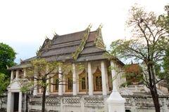 ναός Ταϊλανδός εκκλησιών Στοκ Εικόνες