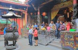 Ναός Ταϊνάν Ταϊβάν της Tan Tian Στοκ εικόνες με δικαίωμα ελεύθερης χρήσης