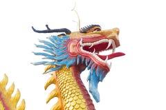 ναός Ταϊλάνδη αγαλμάτων του Σηάν δράκων buri chon Στοκ εικόνες με δικαίωμα ελεύθερης χρήσης