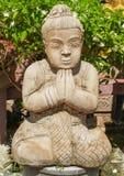 Ναός Ταϊλάνδη αγαλμάτων Στοκ Εικόνα