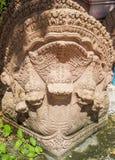 Ναός Ταϊλάνδη αγαλμάτων Στοκ εικόνα με δικαίωμα ελεύθερης χρήσης