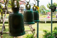 Ναός Ταϊλάνδη κουδουνιών Στοκ φωτογραφία με δικαίωμα ελεύθερης χρήσης