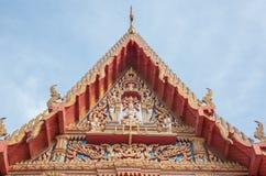 ναός Ταϊλάνδη της Μπανγκόκ Στοκ εικόνα με δικαίωμα ελεύθερης χρήσης
