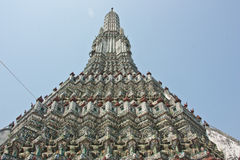 Ναός Ταϊλάνδη. Στοκ φωτογραφία με δικαίωμα ελεύθερης χρήσης