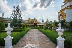 ναός Ταϊλάνδη Στοκ φωτογραφία με δικαίωμα ελεύθερης χρήσης