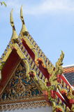 ναός Ταϊλάνδη pho της Μπανγκόκ wat Στοκ Φωτογραφίες