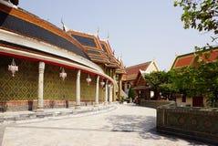 ναός Ταϊλανδός αρχιτεκτο&n Στοκ Φωτογραφίες