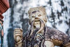 ναός Ταϊλανδός λεπτομέρει Στοκ εικόνες με δικαίωμα ελεύθερης χρήσης