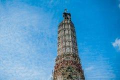 ναός Ταϊλανδός λεπτομέρει Στοκ Φωτογραφία