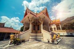 ναός Ταϊλανδός Ναός Phuket, Ταϊλάνδη Patong Suwankeereewong Wat Στοκ εικόνες με δικαίωμα ελεύθερης χρήσης
