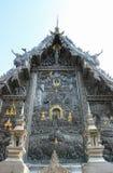 ναός Ταϊλανδός τέχνης Στοκ Εικόνα