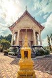 ναός Ταϊλανδός Το Wat παίρνει το ναό Ho, Anuphat Kritdaram Phuket, Ταϊλάνδη Στοκ εικόνες με δικαίωμα ελεύθερης χρήσης