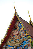 ναός Ταϊλανδός Στοκ φωτογραφία με δικαίωμα ελεύθερης χρήσης