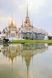 ναός Ταϊλανδός Στοκ εικόνες με δικαίωμα ελεύθερης χρήσης