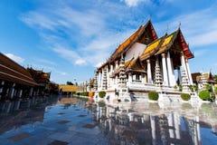 ναός Ταϊλανδός Στοκ Φωτογραφία
