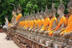 ναός Ταϊλανδός Στοκ Εικόνες