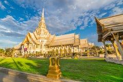 ναός Ταϊλανδός Στοκ Φωτογραφίες