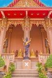 ναός Ταϊλανδός Στοκ φωτογραφίες με δικαίωμα ελεύθερης χρήσης