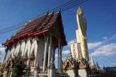 ναός Ταϊλανδός Στοκ εικόνα με δικαίωμα ελεύθερης χρήσης