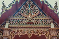 ναός Ταϊλανδός Wat Lang SAN, ναός Phuket, Ταϊλάνδη Charoen Samanakij Στοκ Φωτογραφίες